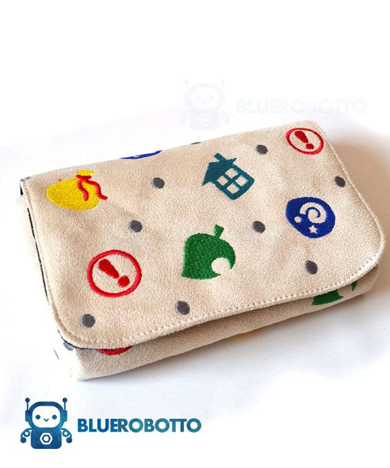 Animal Crossing 3DS case by BlueRobotto on Etsy