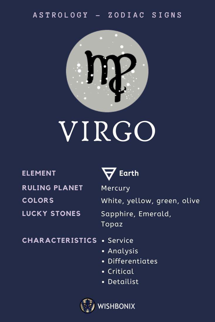 Virgo zodiac meaning female
