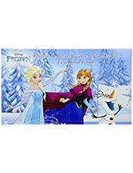 Disney Frozen Die Eiskönigin Beauty Adventskalender 2016, 1er Pack