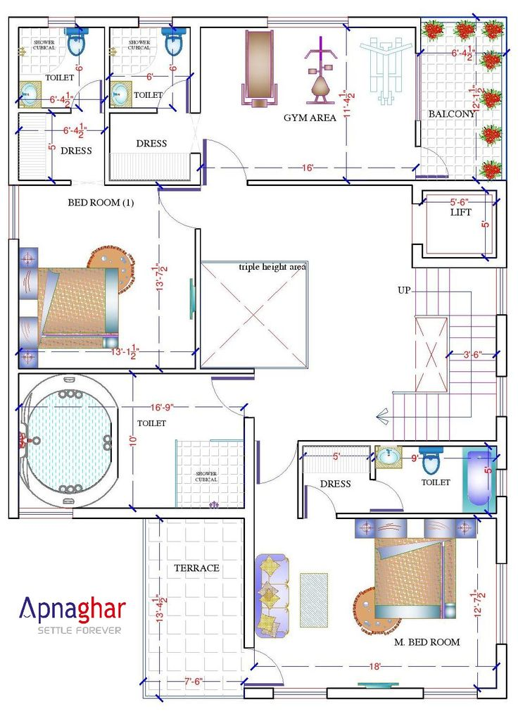 46 best Floor Plan images on Pinterest | Floor plans, House design ...