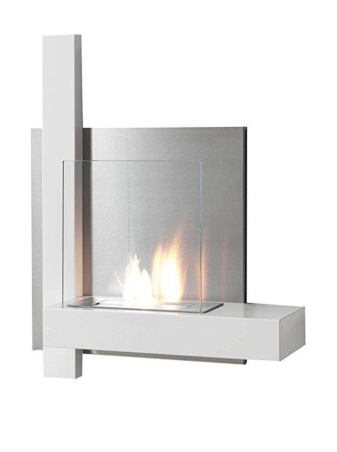 Fresh Wall Mounted Bioethanol Fireplace