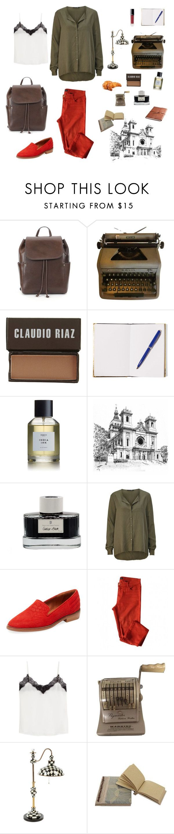"""""""R00M"""" by diabolissimo ❤ liked on Polyvore featuring Frye, Claudio Riaz, Tom Dixon, Heretic Parfum, Faber-Castell, The Kooples, MacKenzie-Childs, NOVICA and ADAM"""