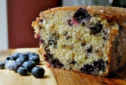 Lemon Blueberry Walnut Bread | Recipe | Blueberries, Breads and Lemon