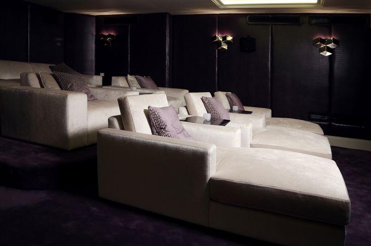 best 25 home cinema room ideas on pinterest man cave ideas for loft attic conversion to man. Black Bedroom Furniture Sets. Home Design Ideas
