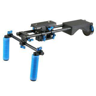 ayex pro DSLR Kamera Rig DR4 - Video Schulterstativ für...