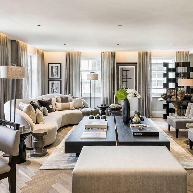 Modern Home Interior Design New 17 Best Kelly Hoppen Images On Pinterest In 2020 Modern Home Interior Design Luxury Living Room Modern Houses Interior