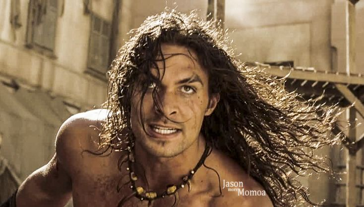 Jason Momoa - Conan the Barbarian