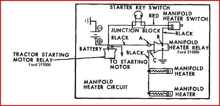 801 powermaster tractor wiring diagram  center wiring