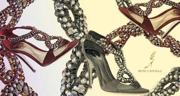 René Caovilla firma calzature da sogno per donne da sogno
