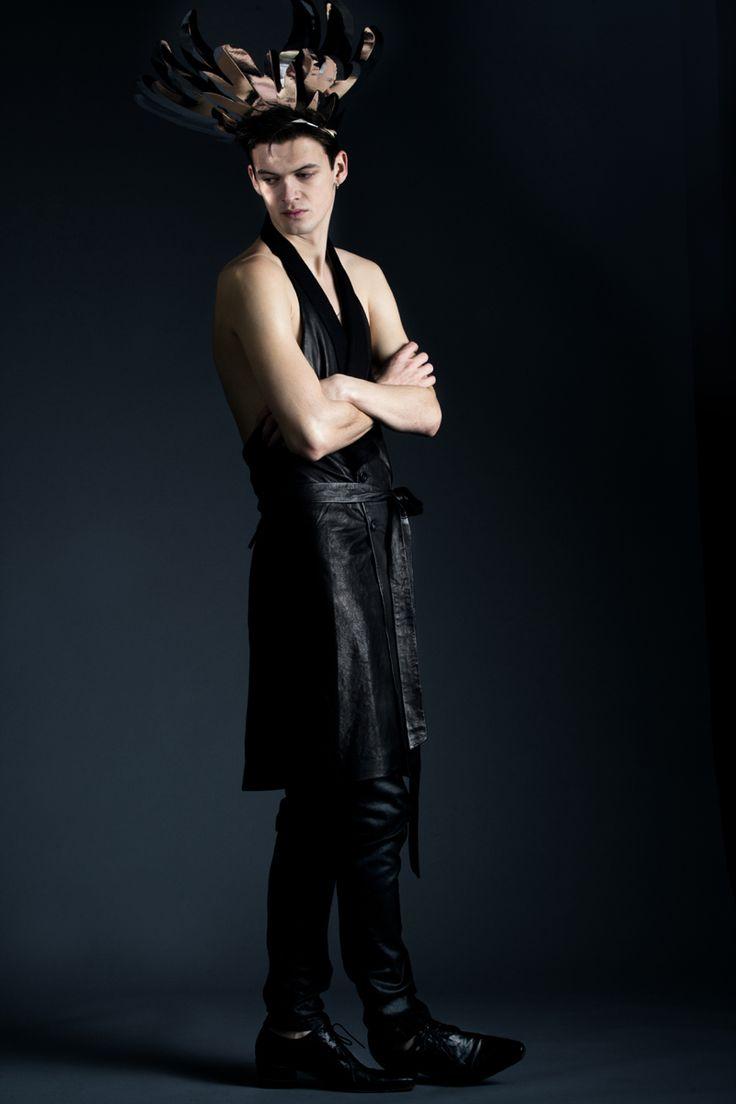 Fashionisto Exclusivo: Anton Worman + Dino Sabanovic imagen Stella Bonasoni por SB 05