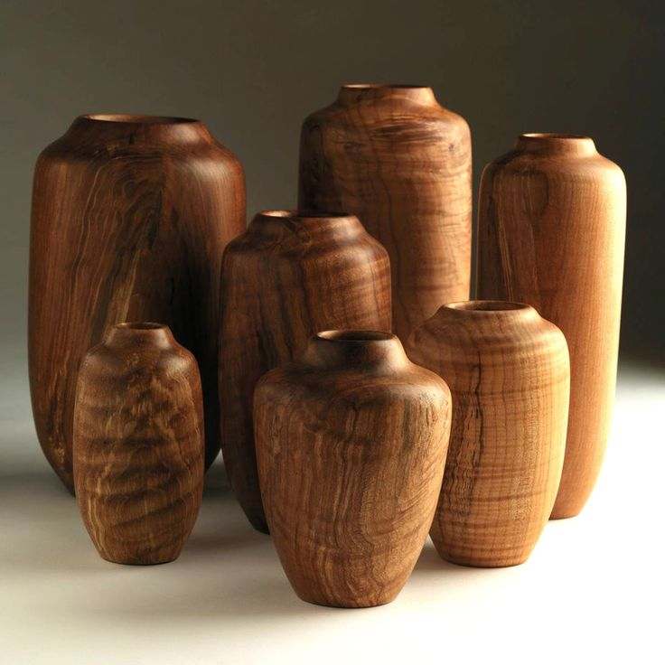 17 Best Images About Hand Turned Wood Bowls And Vases On