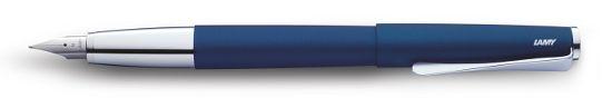 Lamy Studio 67 Imperial Blue Fountain Pen