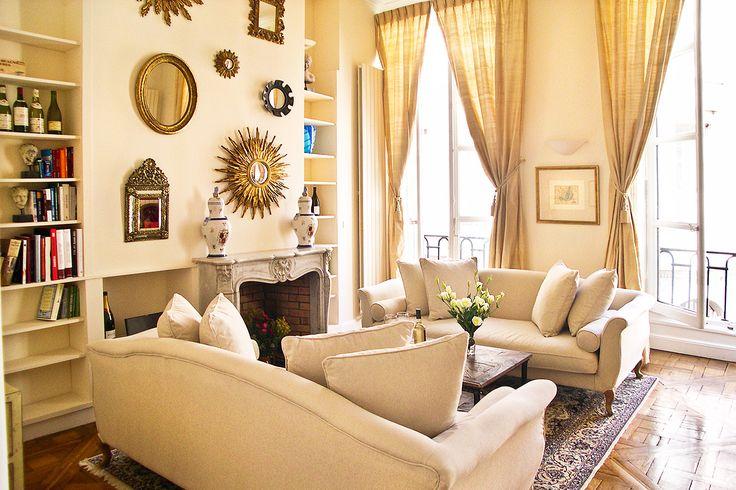 Book 3 Bedroom 1st Arrondissement Paris Apartment Rental - Paris Perfect