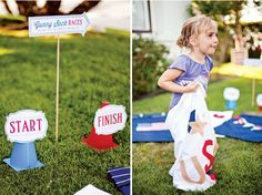 12 Fun Relay Races for Kids