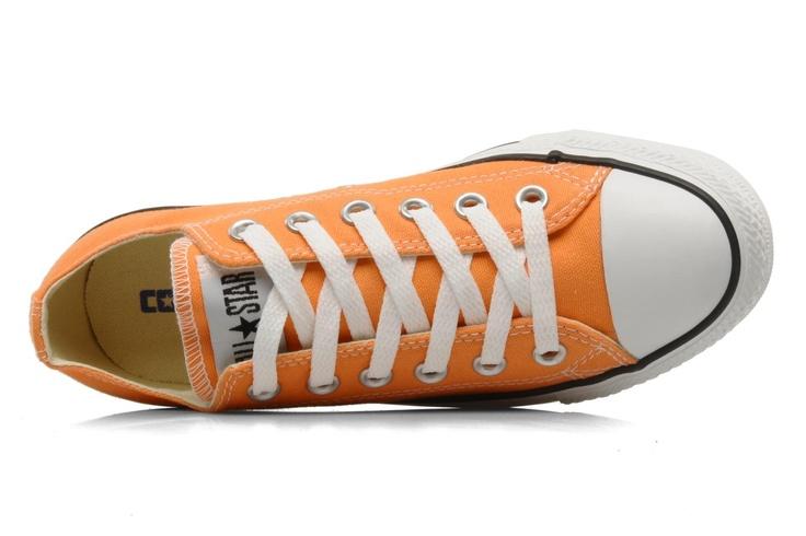 Chuck Taylor All Star Ox W Converse (Orange)