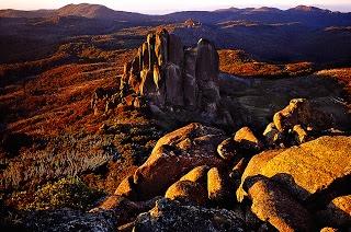 Mt Buffalo region, Victoria, Australia