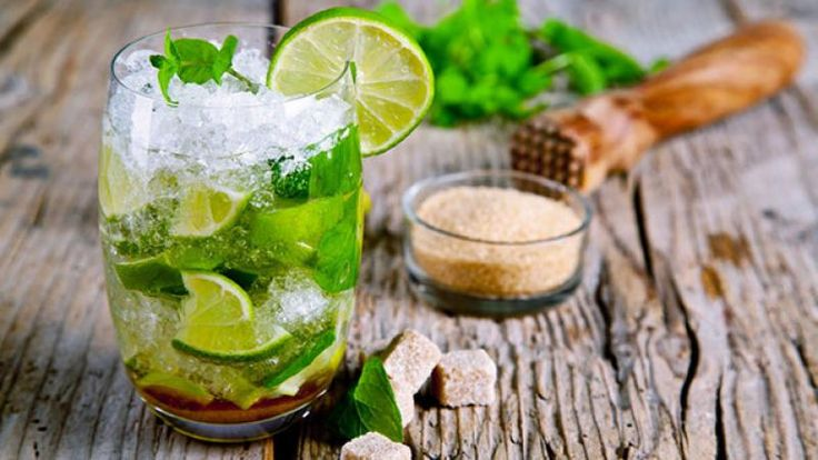 Homelife - Classic Mojito With Lime And Mint