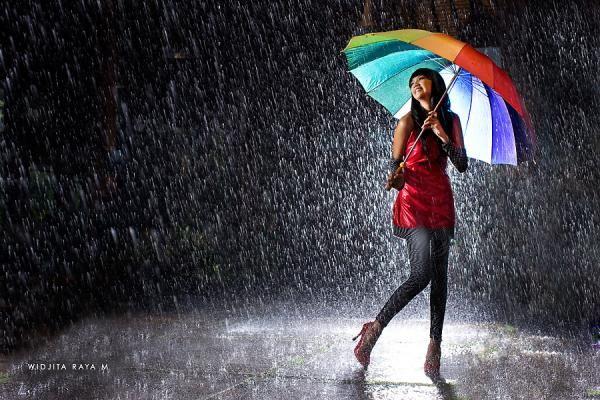 Photography by Widjita Raya Mulyadi: Walks, Umbrellas, Night Photography, Colors, April Shower, Rainbows, Summer Rain, Rain Pictures, Rain Photography