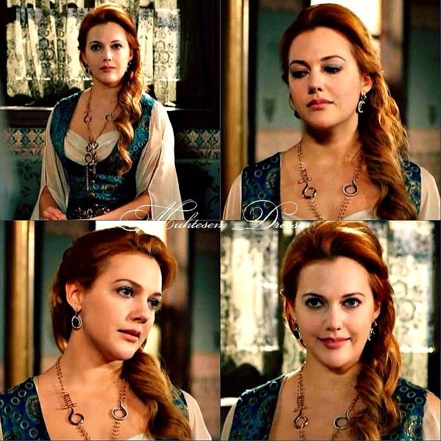 Thank you so much for repining, and Hürrem thanks too!