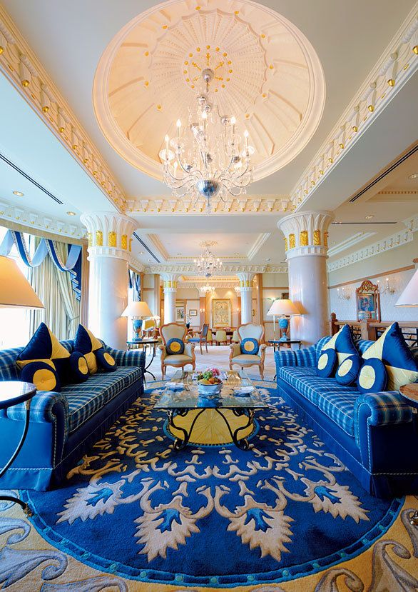 7ツ星ホテルで非日常の幸福感に包まれたい。ブルネイのエンパイアホテル&カントリークラブ。ブルネイ 旅行・観光の見所!