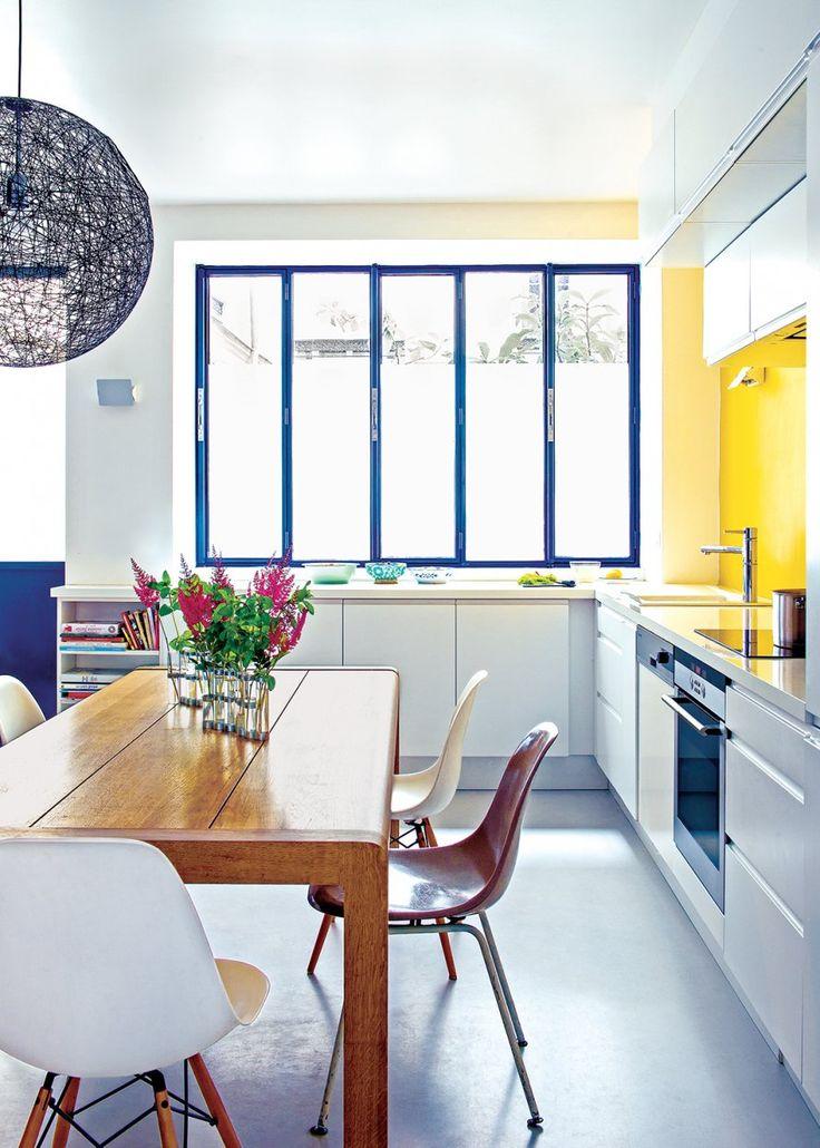 Un appartement comme une cabane - Marie Claire Maison