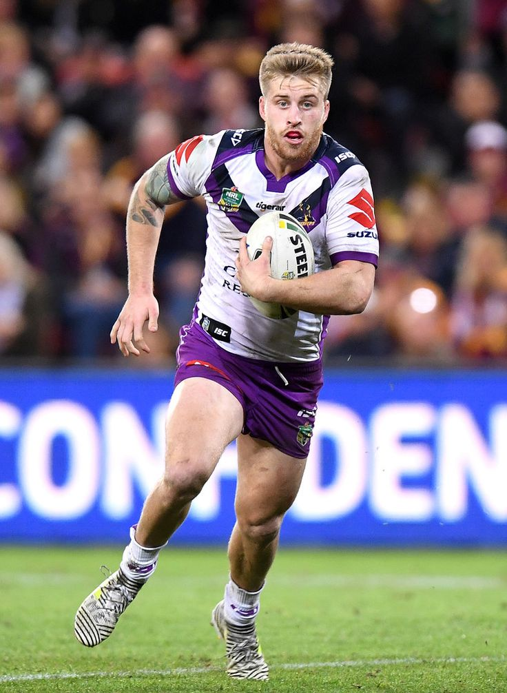 Cameron Munster of the Melbourne Storm