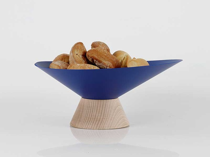 Estos fruteros son parte de la colección Omelette-Ed diseñada por La Mamba y presentada durante la Valencia Design Week.