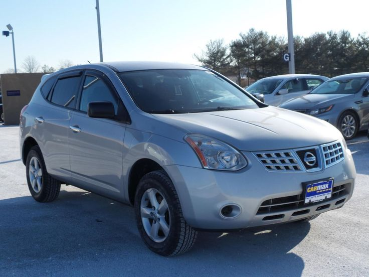 Used 2010 Nissan Rogue in Maple Shade, New Jersey | CarMax