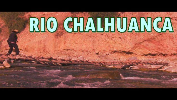 Mrs. Odilia regresa a su tierra, Apurímac, Perú,  luego de varios años y recorre sus lugares que recorrio siendo niña!! Este video es solo una parte de todo el viaje, Aqui cuando recorrio el Rio Chalhuanca y aguas termales de Pacayca.