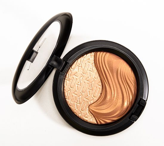 MAC Double Definition Extra Dimension Skinfinish Review, Photos, Swatches  ($30.00 for 0.31 oz.)