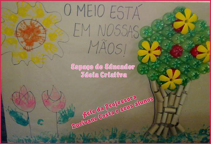 mural-meio-ambiente-reciclagem-flores-de-pet.jpg (720×491)