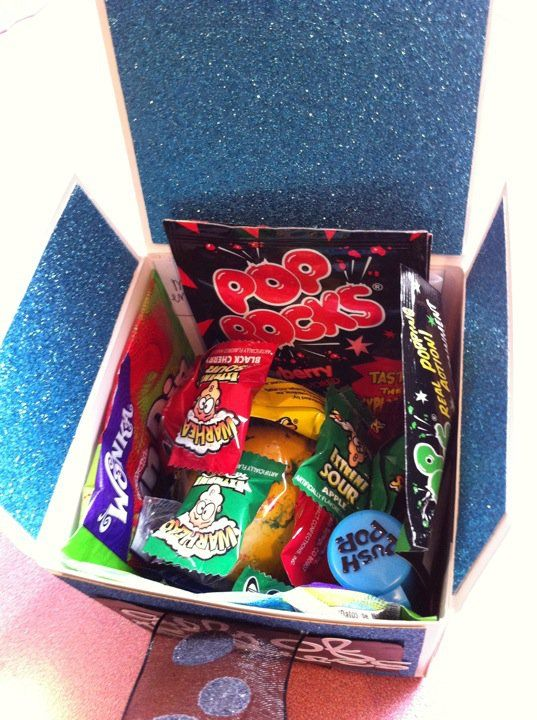 """""""gift of tongues"""" missionary package. HOW ADORABLE."""