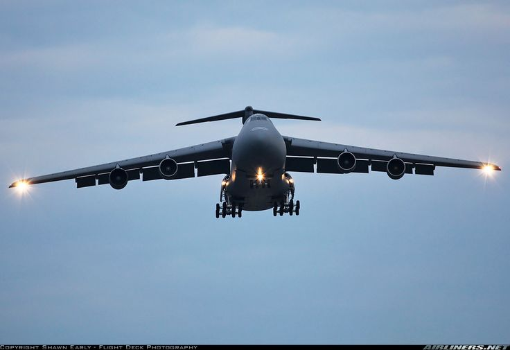 Lockheed C-5A Galaxy (L-500) - USA - Air Force | Aviation Photo #2008220 | Airliners.net