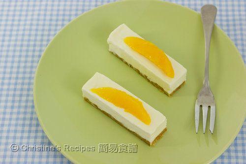 No-Bake Cheesecakefrom Christine's Recipes
