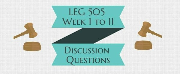 LEG 505 Week 1 to 11 Discussion Questions LEG 505 Week 1 Discussion 1:  Federal Acquisition Regulation (FAR) Explain how each of the following legislative enactments is a foundation for government contract law and the federal acquisition process. Then discuss how knowledge of one of the Acts can help a manager make better decisions.Armed Services Procurement Act of 1947 (ASPA), codified at 10 U.S.C. §§ 2301-2314Federal Property and Administrative Services Act of 1949 (FPASA), codified in…