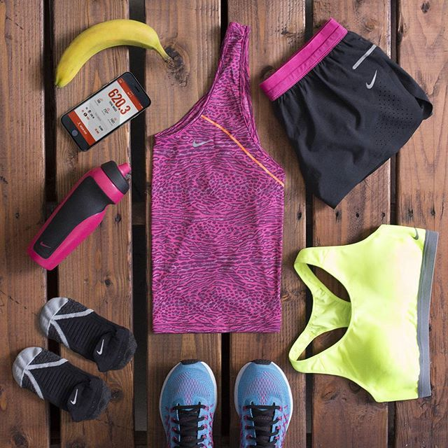 Fastest mile essentials.