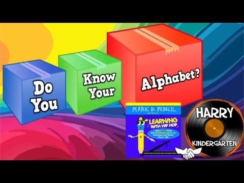 Do You Know Your Alphabet? (Mark D. Pencil/Harry Kindergarten Music Collaboration!) - YouTube