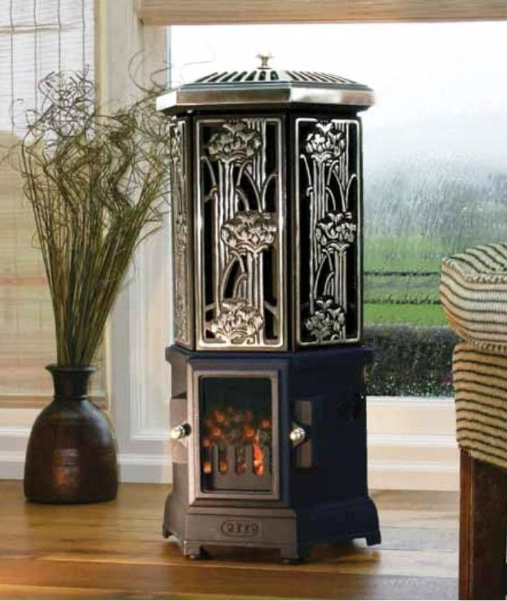Mini Portable Electric Fireplace