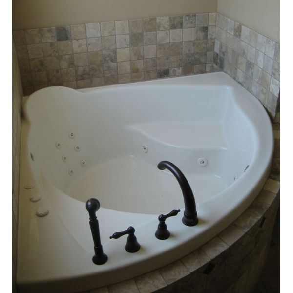 Best Bathtubs In Action Images On Pinterest Bathtubs - 60 inch whirlpool tub