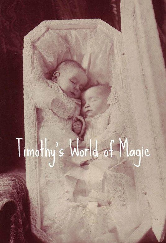 PostMortem Child Dead Twin Babies In Same Casket by DarkShadows13, $5 ...: pinterest.com/pin/454722893599171377