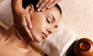 Groupon - Massage or Facial Peel, Create-Your-Own Package, or Couples Package at Ageless Ascension Day Spa (Up to 74% Off)    in Ageless Ascension Day Spa. Groupon deal price: $39