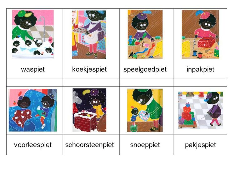 woordkaarten spiekpietjes