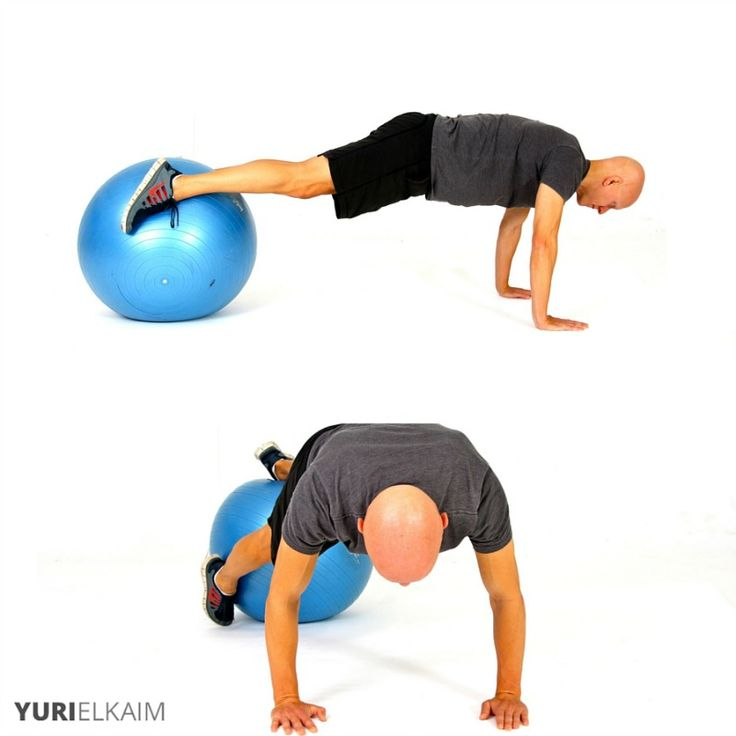 Powerful core exercises using the stability ball - try these 7 moves you should be doing!