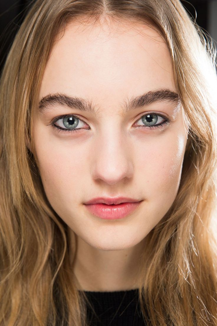 Autumn/Winter 2016: Backstage Beauty | | Natural Face ...