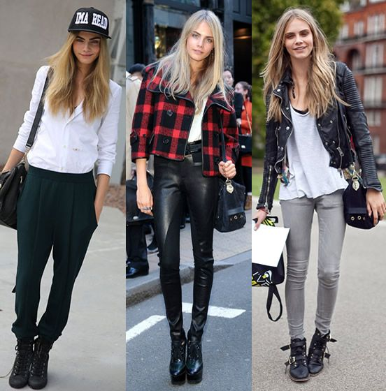 Cara Delevingne Style | STEAL THE LOOK