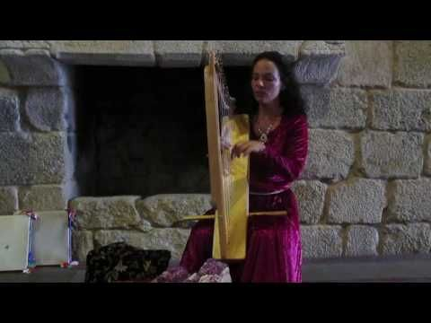 Viagem Medieval 2016 Harpa para Dom Dinis