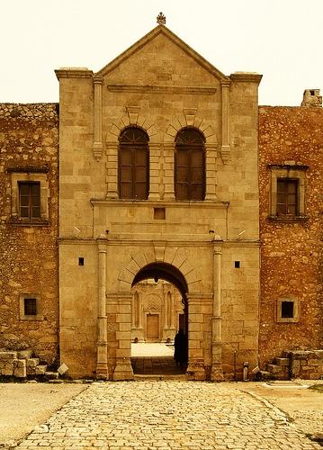 Arkadi Monastery, Rethymno