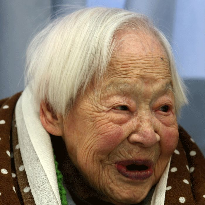 One hundred and sixteen are a lot of candles to fit on one cake! But Misao Okawa, the world's official oldest living woman, managed them like a pro today as she celebrated her 116th birthday. And
