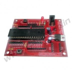 8051 Development Board Product Code: RS-1021 Availability: In Stock Price: Rs. 1,100.00  http://www.roboshop.in/development-boards/8051-development-board