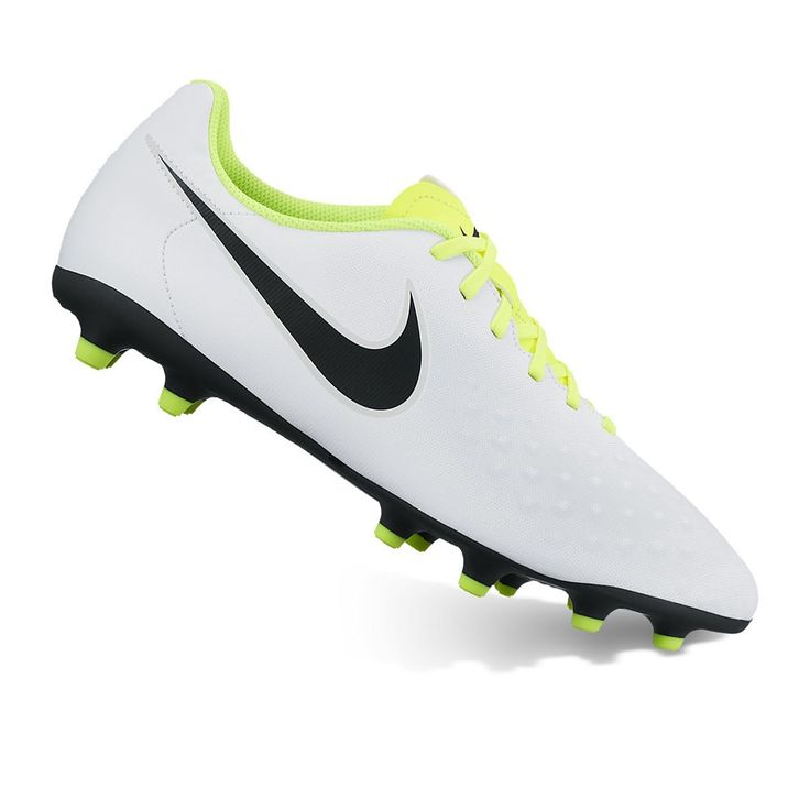 Nike Magista Ola II Firm-Ground Men's Soccer Cleats, Size: 10.5, Natural